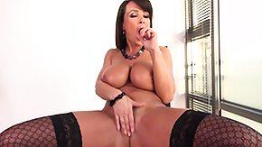 Lisa Ann, Babe, Big Tits, Boobs, Brunette, Fingering