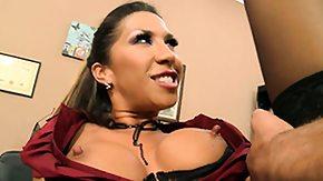 Nipples, Blowjob, Brunette, Cunt, Drilled, Hardcore