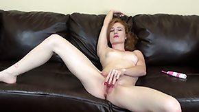 Pale Redhead, Beauty, Blowjob, Cumshot, Cunt, Cute