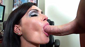 Cum Covered, Babe, Big Tits, Blowjob, Boobs, Brunette