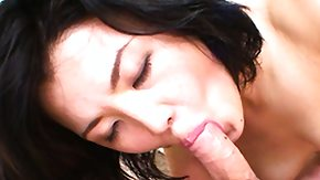 Old, Asian, Asian Granny, Asian Mature, Asian Teen, Blowjob