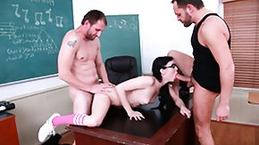Megan Piper, 3some, Blowjob, Caught, Double, Group