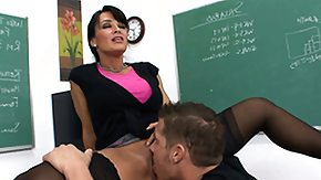 Lisa Ann HD porn tube Bitching courtesan Lisa Ann asks her student to smack her admirable unmanly male