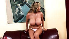 Czech, Big Clit, Big Tits, Blonde, Boobs, Clit