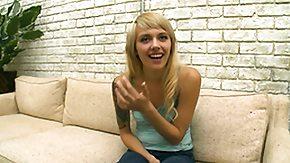 Emma Mae, Amateur, Audition, Babe, Blonde, Car