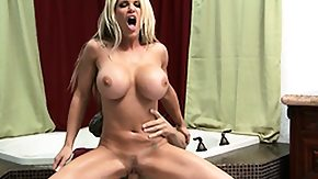 Fake Tits, Big Cock, Big Tits, Blonde, Blowjob, Boobs