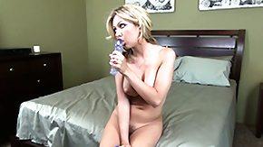 Jeanie Marie, Babe, Bed, Blonde, Cumshot, Horny