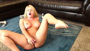 Oil, Big Tits, Blonde, Boobs, Masturbation, Oil