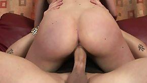 Busty Riding, Big Tits, Blowjob, Boobs, Brunette, Hardcore