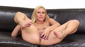 Vanessa Blue, Blonde, Dildo, Fingering, Masturbation, Orgasm
