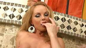 Posing, Blonde, Grinding, Masturbation, Mature, MILF