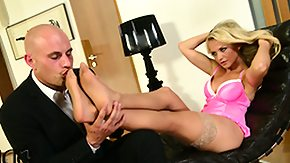 Czech, Beaver, Blonde, Bush, Czech, Feet