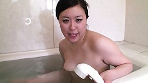 Sperm, Asian, Asian Granny, Asian Mature, Beaver, Brunette