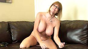 Busty Secretari, Big Tits, Boobs, Cougar, Granny Big Tits, Masturbation