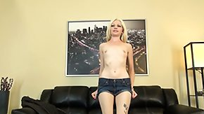 Instructions, Blonde, Boobs, Flat Chested, Masturbation, Small Tits