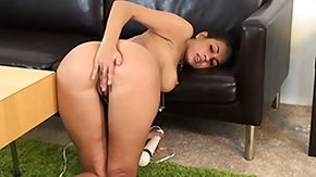 Isis Taylor, Ass, Babe, Brunette, Latina, Masturbation