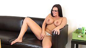 Mackenzee Pierce, Ass, Big Tits, Boobs, Brunette, Masturbation