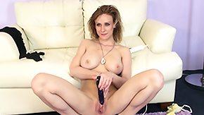 Natalie Norton, Brunette, Fingering, Masturbation, Perky, Solo