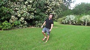Ball Kicking, 69, Ball Kicking, Ball Licking, Ballbusting, Banana