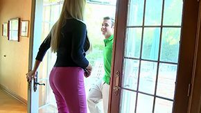 Daughter's Girlfriend, American, Ass, Assfucking, Aunt, Behind The Scenes