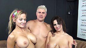 Nikki Sexx, 3some, Amateur, Big Tits, Blonde, Boobs