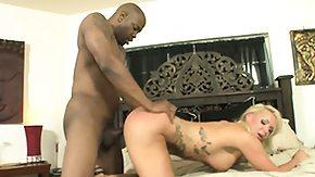 Bella, Ass, Black Ass, Blonde, Hardcore, Interracial