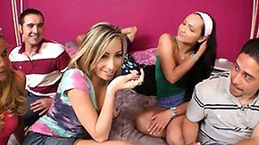 Party, 3some, Amateur, Babe, Blonde, Blowjob