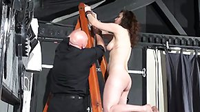 Dungeon, BDSM, Brunette, Fetish, Kinky, Punishment