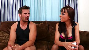 Cytherea Squirt, Bed, Big Tits, Blowjob, Boobs, Brunette