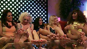 Free Accidental Lesbian HD porn videos Footsie Footsie Bang Bang A Lesbian Foot Bang