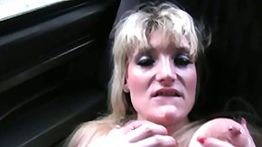 Free Faketaxi HD porn videos Tall busty blonde gags on big dick in faketaxi