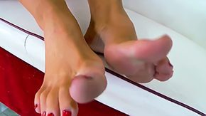 Free Ru HD porn videos Foot fuck with big breasted pornstar Jenna Presley Their is nobody else like her Watch the whole time she gets all excited the whole time this man licks sucks her feet all in all respects