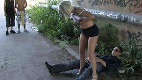 Leyla Black, BDSM, Bend Over, Big Cock, Bondage, Bound