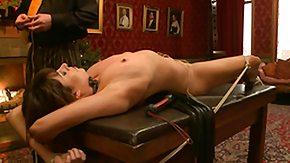 Wrapped Bondage, BDSM, Brutal, Extreme, Nipples, Pussy