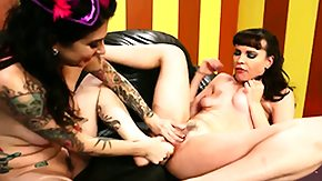 Joanna Angel, Brunette, Feet, Fetish, High Definition, Lesbian