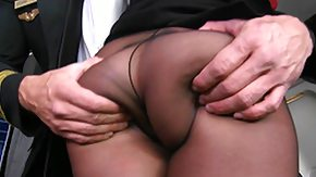 Stewardess HD Sex Tube MonsterCurves - More of mischa