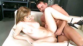 Charlise Bella HD porn tube Brunette enjoys fuck hole stretching between