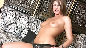 Adrienne HD porn tube Adrienne Manning with tiny bumpers together with smooth snatch