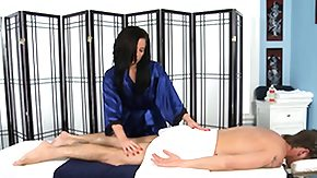 Massag, Babe, Brunette, High Definition, Massage, Masseuse