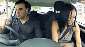Lara Tinelli, Car, Female Ejaculation, High Definition, Squirt