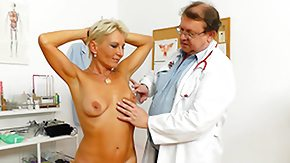 Czech, Blonde, Czech, Hospital, Mature, Short Hair