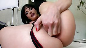 Mike Angelo, Anal, Anal Beads, Ass To Mouth, Banging, Bimbo