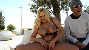 Public Flashing, Amateur, Babe, Big Tits, Blonde, Boobs