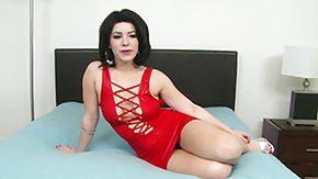 Pretty, Ass, Big Ass, Big Tits, Blowjob, Brunette