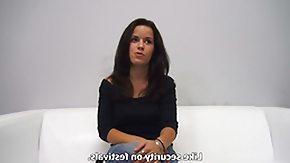 Czech Casting, Amateur, Audition, Behind The Scenes, Blowjob, Brunette