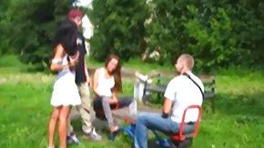 Swingers, 18 19 Teens, Barely Legal, Best Friend, Blowjob, Couple