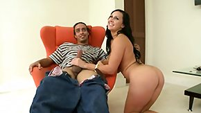 Free Riley Knight HD porn videos Riley Knight with bubbly bum opens