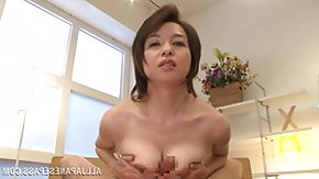 Mature Asian, Asian, Asian Granny, Asian Mature, Big Ass, Brunette
