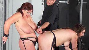 Bizarre HD Sex Tube Extraordinary sappho bondwoman sex coarse ding dong fucking unusual