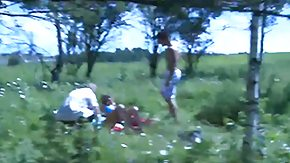 Nature, 18 19 Teens, Barely Legal, Blowjob, Forest, Fucking